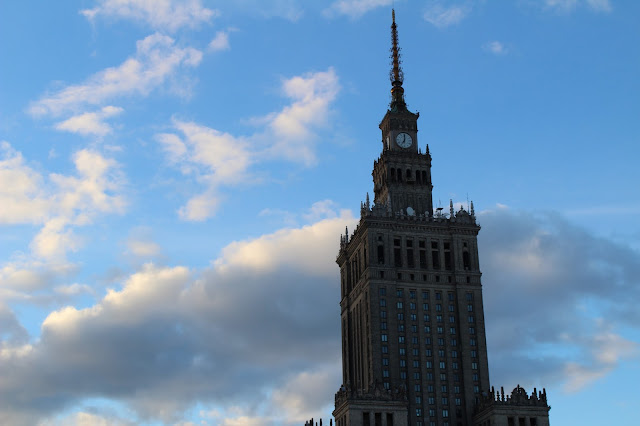 52 HOURS IN WARSAW