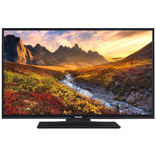Panasonic TX24C300B 24″ HD Ready LED TV Integrated Freeview HD HDMI USB Ports £129.99