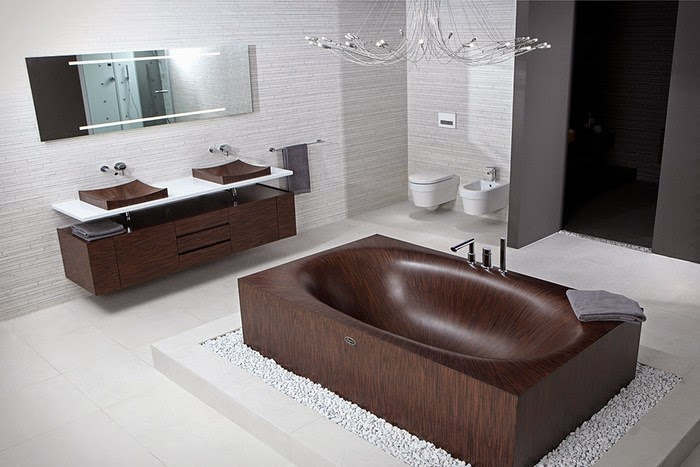 decorative bathtubs