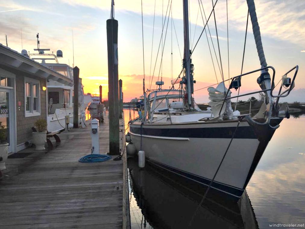 Windtraveler: Our New Boat, Sonder, is Homeward Bound: How Hurricane