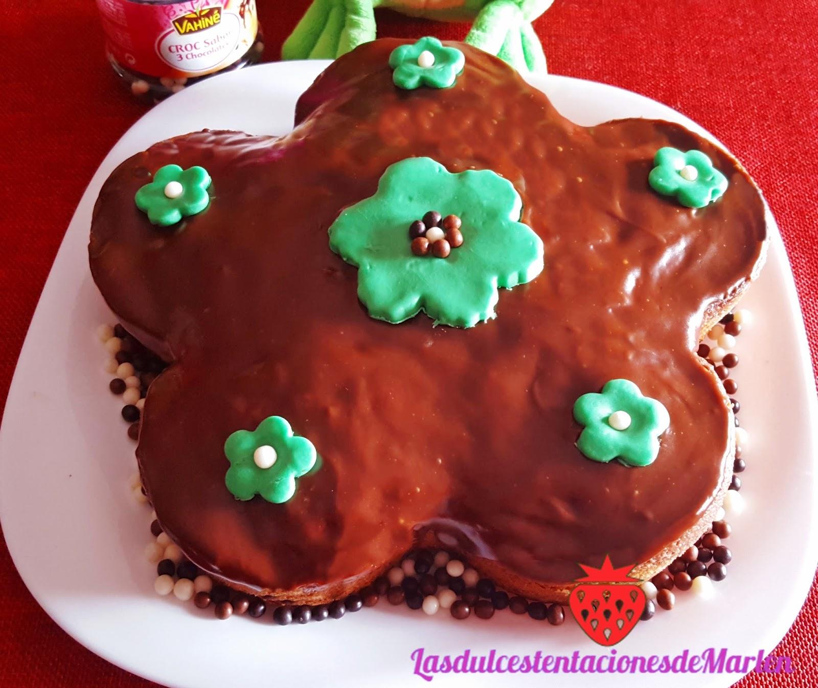Bizcocho De Petit Y Chocolate