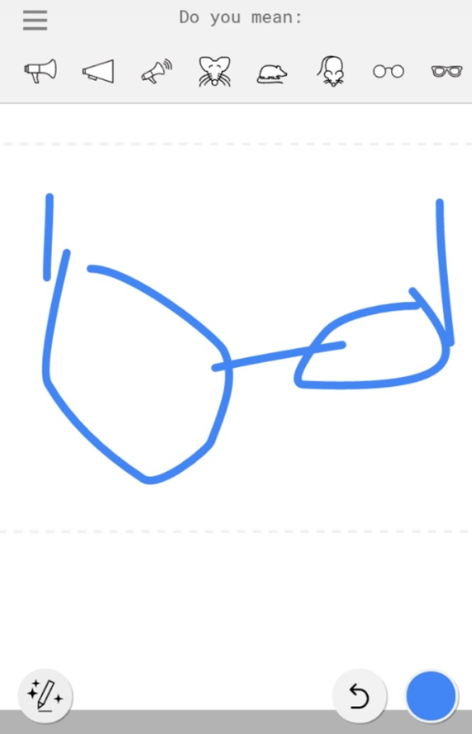 Scribble Drawing App : Google s autodraw app teaches you how to draw like a pro