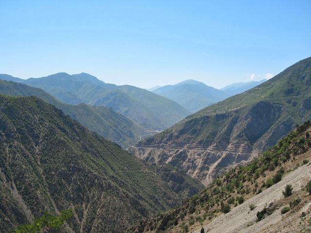 Artvin Kaçkar dağları