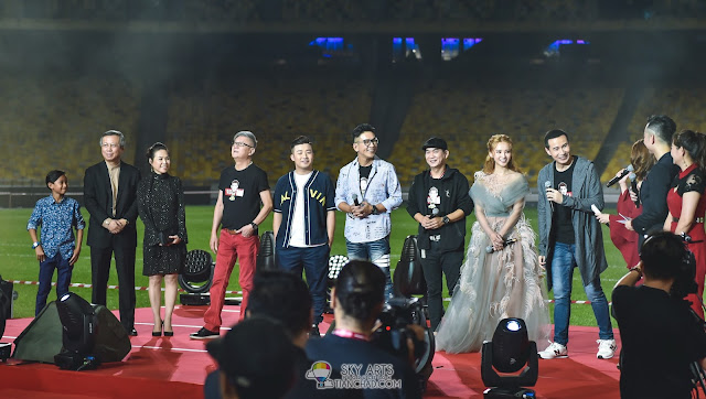 Actor and actress of Lee Chong Wei : Rise of the Legend 李宗伟 败者为王