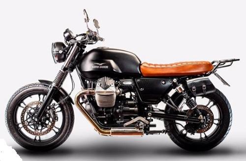 Moto Guzzi V7 Designb REview