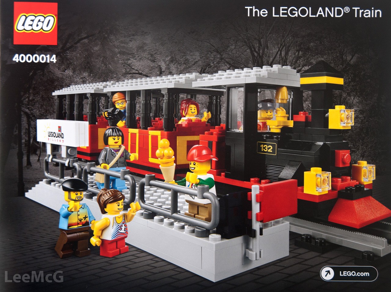 2014 Inside Tour set: Legoland Train | New Elementary, a LEGO® blog