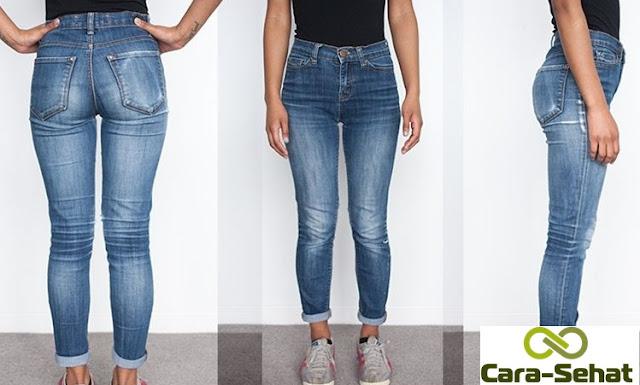 13 Bahaya Memakai Celana Skinny Jeans Terlalu Ketat