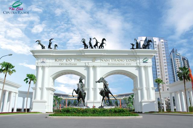 Khu đô thị Ciputra Nam Thăng Long