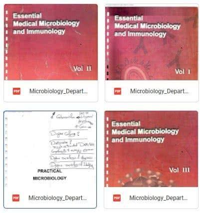كتاب ميكروبيولوجي