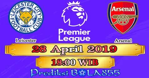 Prediksi Bola855 Leicester vs Arsenal 28 April 2019