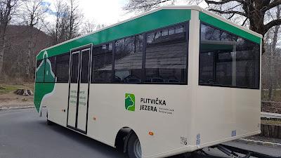 bus elettrico