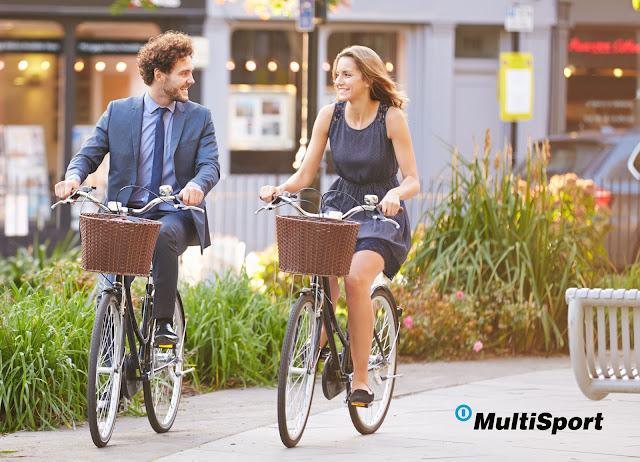 Dlaczego warto przyjechać do pracy rowerem?
