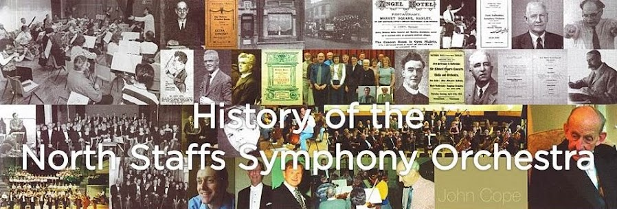 History of the North Staffs Symphony Orchestra