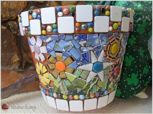 Mosaic Garden 8