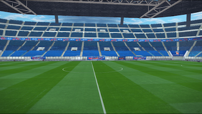 PES 2017 4K Pitch For Professionals Patch World Cup Edition V4.3 by Fast Eagle