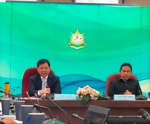 ไทยพร้อมเป็นเจ้าภาพจัดประชุมรัฐมนตรีอาเซียนสมัยพิเศษด้านขยะทะเล