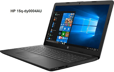 HP 15q-dy0004AU 2018 15.6-inch Laptop | AMD SenseMI Technology, (Ryzen 3 2200U/4GB/1TB)