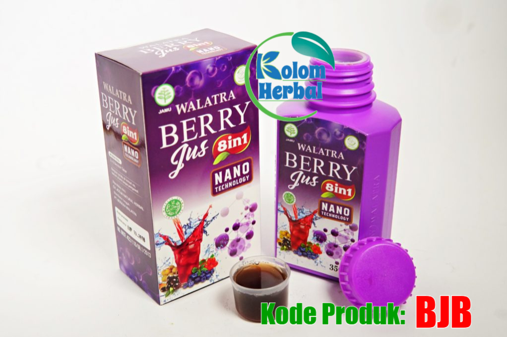 Walatra Berry Jus 8in1