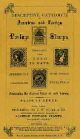early scott stamp catalog