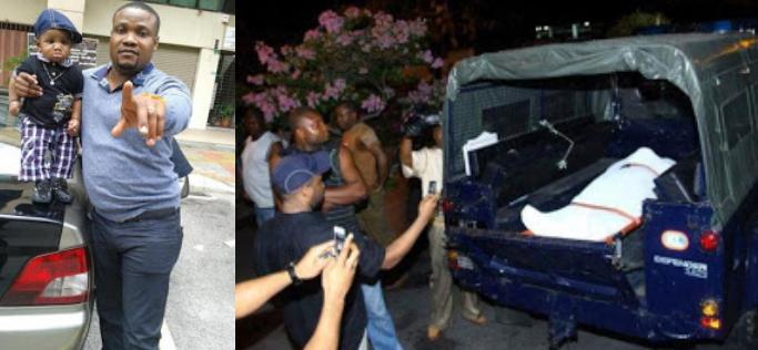 nigerian man killed in malaysia