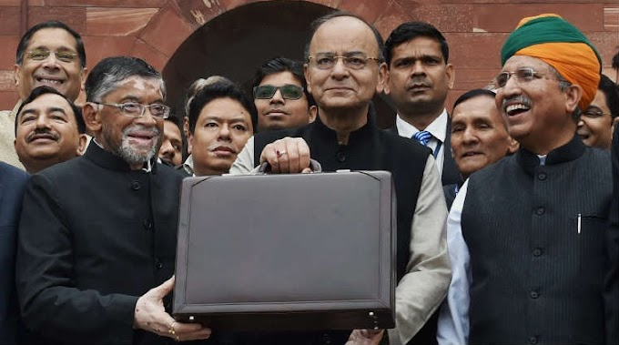 Budget 2017: Income Tax cut by 5% for individuals in major relief to middle class + Advance Tax Calculator for F.Y.2017-18 and A.Y.2018-19