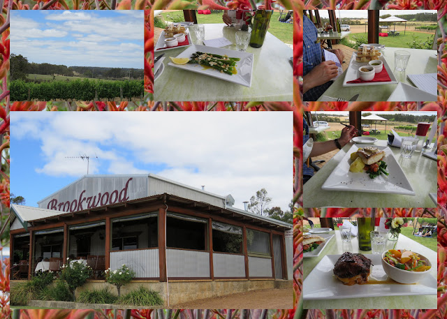 Road Trip to Margaret River in Western Australia - Winery Lunch at Brookwood