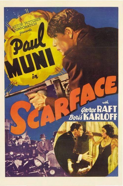 Scarface (El terror del hampa)
