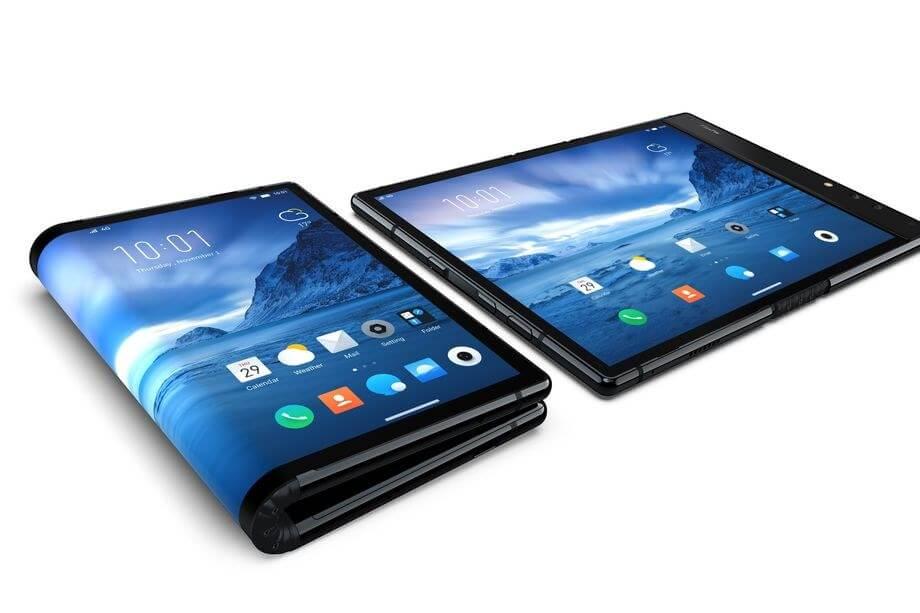 royole flexpai first folding phone