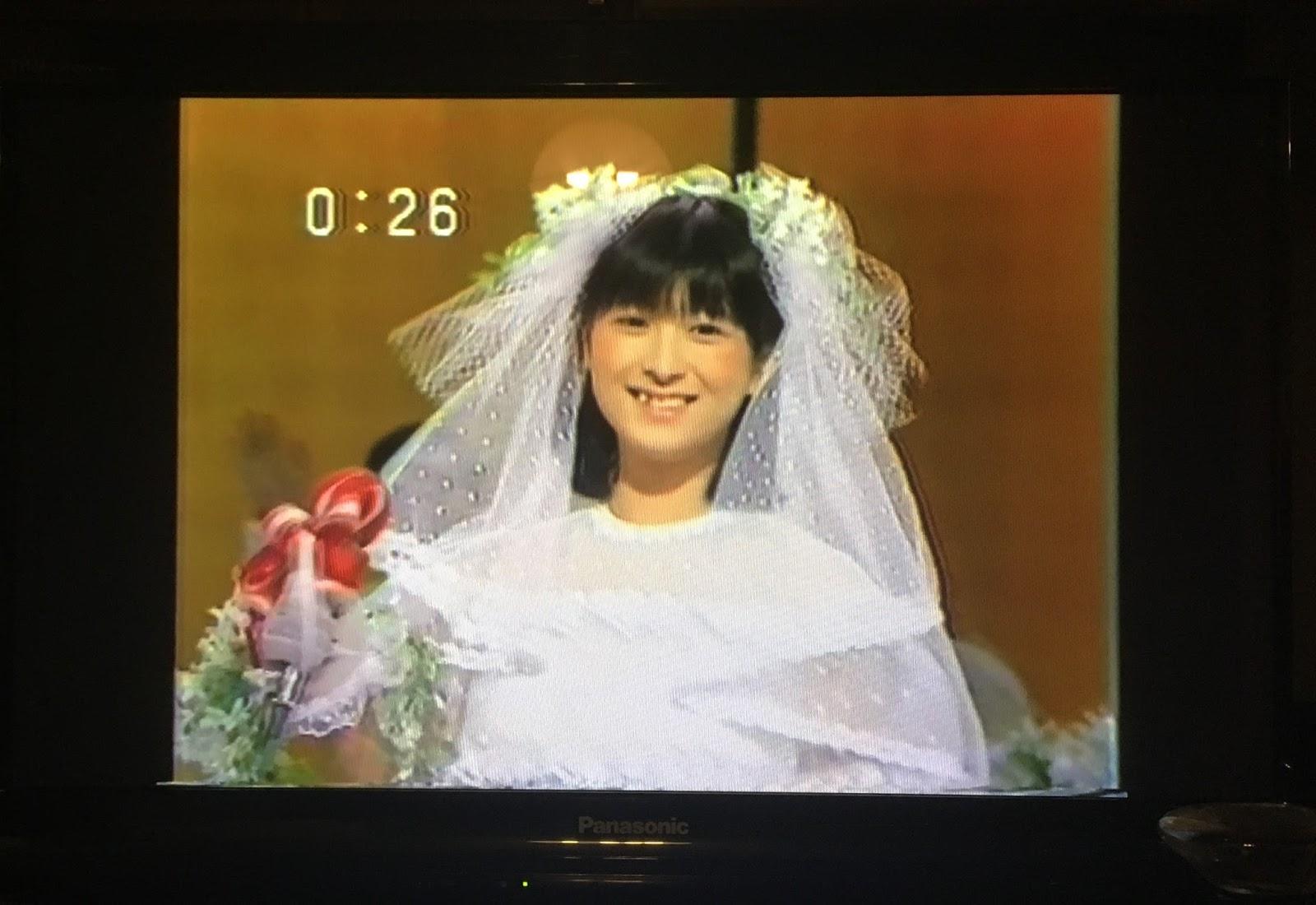 結婚 河合 奈保子