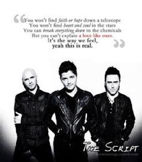 The Script Lyrics - Rock The World