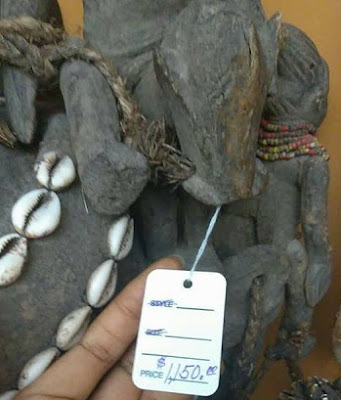 igbo deities sold foreigners