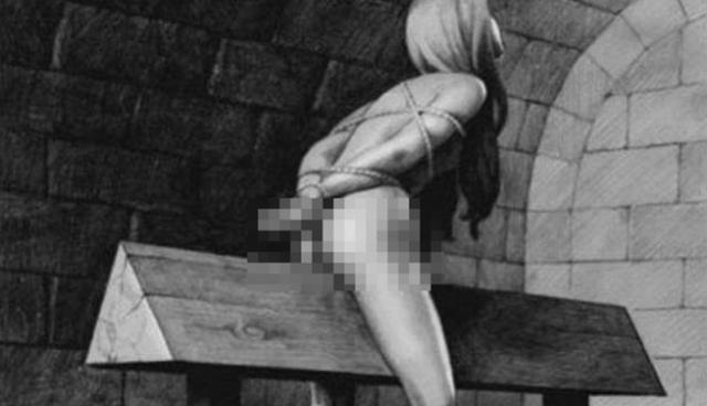5 Bentuk Hukuman Keji Ini Jadi Makanan Sehari-Hari Para Wanita Eropa di Masa Lalu