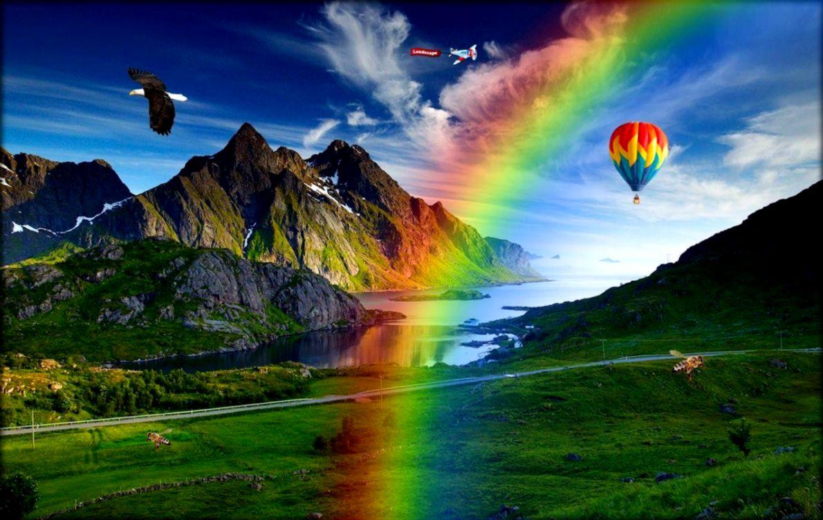 Full Screen Desktop Background Nature Wallpaper Hd