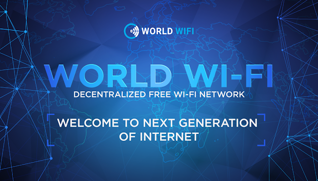 World Wi-Fi ICO - Global Decentralized Free Wi-Fi Network