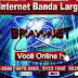 BRAWNET: Internet banda larga em Barreiras da dica para melhorar seu sinal wireless/internet