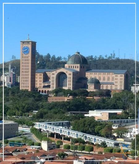Dica de hospedagem em Aparecida: Hotel Rainha do Brasil