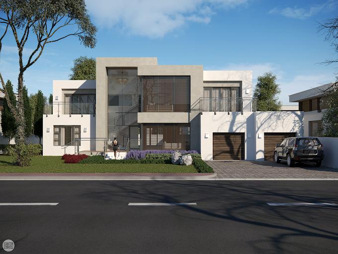 Residential Design, Roosevelt Park, Johannesburg