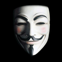 Gülen maske
