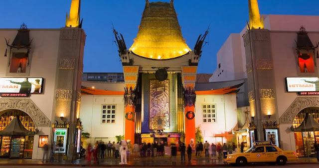 Informações sobre o TCL Chinese Theatre em Los Angeles