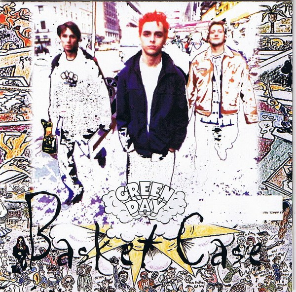Welcome To Wherever You Are Green Day Basket Case Uk 2cd