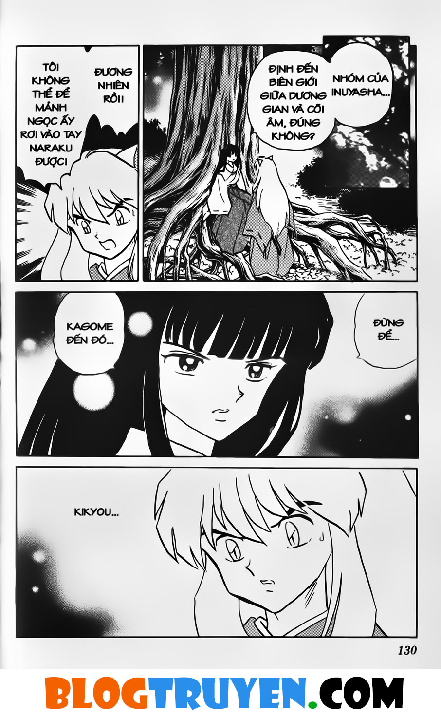 Inuyasha vol 32.7 trang 19