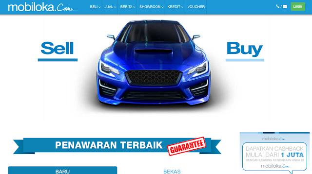 Situs Jual Beli Mobil yang Lebih Praktis