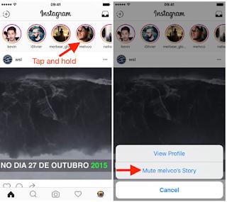 Panduan tentang Bagaimana Melihat atau Menyembunyikan Instagram Stories, Begini caranya