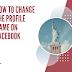 Facebook Fake Name Report