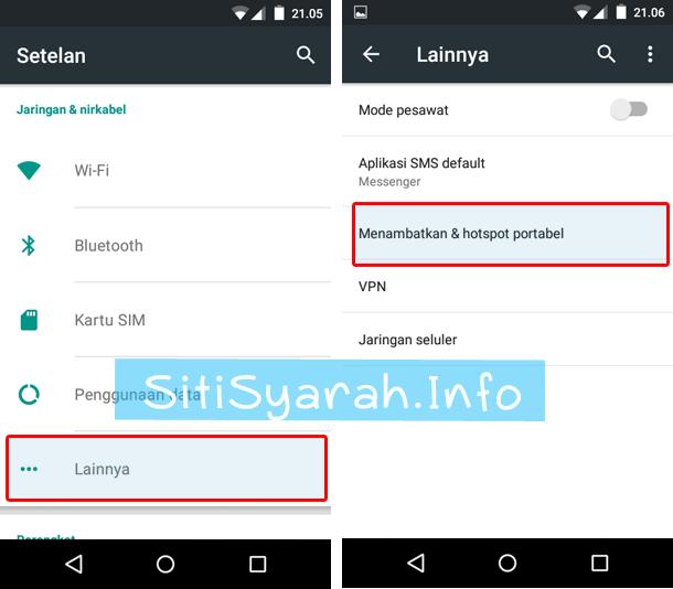 Cara Ganti Password Wifi Android