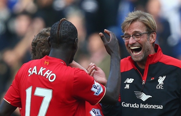 Liverpool include Mamadou Sakho in 25 man Premier League squad