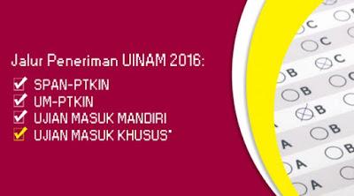 Jalur Masuk UIN Alauddin Makassar 2016/2017 Update