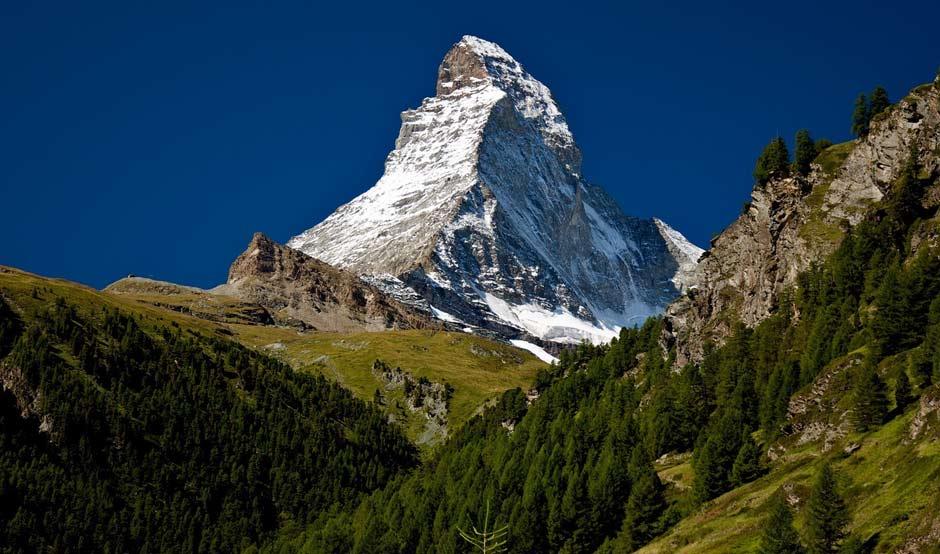 Geneva To Matterhorn Tour