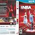 Capa NBA 2K 13 Wii U