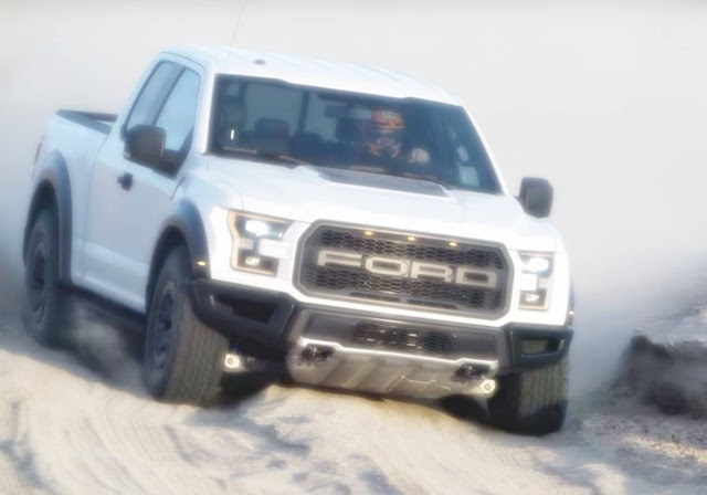 Ford Raptor Ecoboost